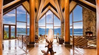 Магическото луксозно имение на брега на езерото Тахо