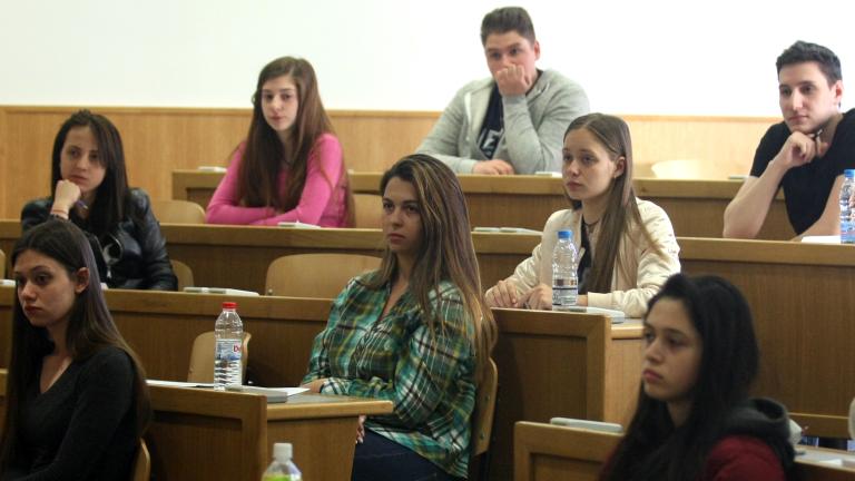 Между управлението на БЗНС и Съединението избират на изпита по история в  СУ