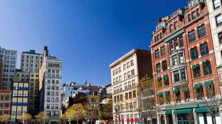 Масово срещаните американски сгради се срещат в почти всеки американски