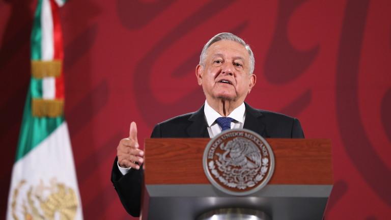 Мексико хвърля по-решително армията срещу престъпността