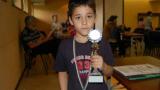 Браво! 9-годишно българче стана световен шампион по шахмат