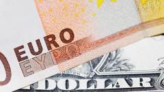 Еврото поскъпна още малко спрямо долара