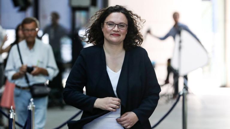 Триумвират поема управлението на социалдемократите в Германия