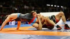 Георги Вангелов донесе четвърти медал за България от Световната купа по борба