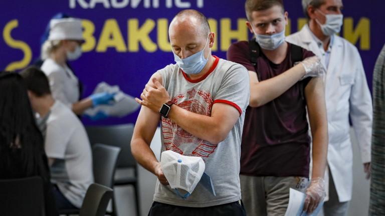 Рекорден брой починали от COVID-19 в Москва