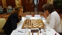Стефанова с реми срещу французойка