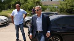 Пламен Бобоков на пореден разпит в Следствието