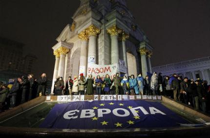 Бунтът на украинците