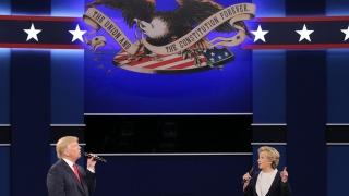 CNN: Клинтън спечели и втория дебат срещу Тръмп