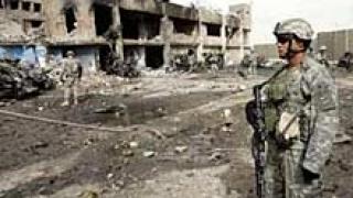US войски разрушиха фабрика за бомби в Багдад