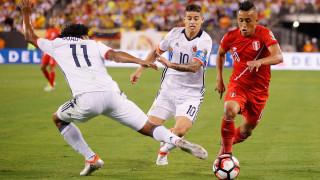 Радост за Перу и Колумбия, Парагвай пропиля уникален шанс