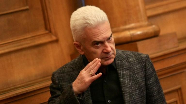 Захариева призна, че ГЕРБ търпят щети от поведението на Сидеров