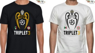 Тениските, които феновете на Ювентус няма да могат да използват никога