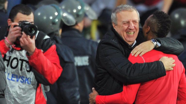 Александър Томов: Спасих ЦСКА от фалит и съм успешен шеф