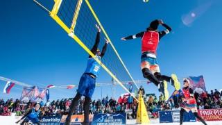 Снежният волейбол може да стане олимпийски спорт