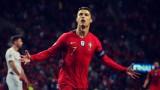 Роналдо е готов да играе за Португалия