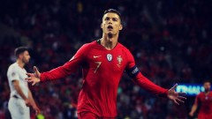 Кристиано Роналдо: Не само се чувствам добре, но и съм в отлична спортна форма