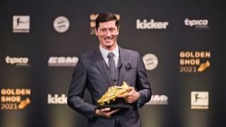 Левандовски: Гуардиола ме научи как да възприемам футбола