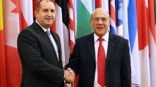 Румен Радев настоява да бъдем приети в  ОИСР