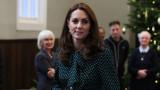 Кейт Мидълтън, Шарлот, Джордж и една нарушена кралска традиция