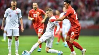 Полша се класира на Евро 2020 след победа над Северна Македония
