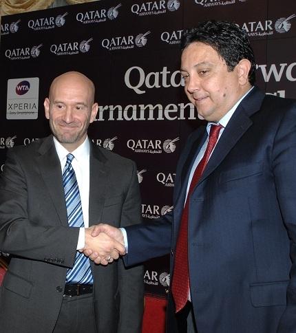 Qatar Airways е генералният спонсор на Турнира на шампионките
