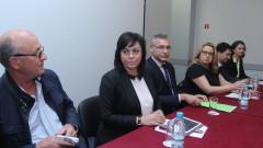 Нинова дава Делян Добрев на Конституционния съд