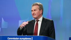 Еврокомисар Йотингер вижда автократ в Белия дом