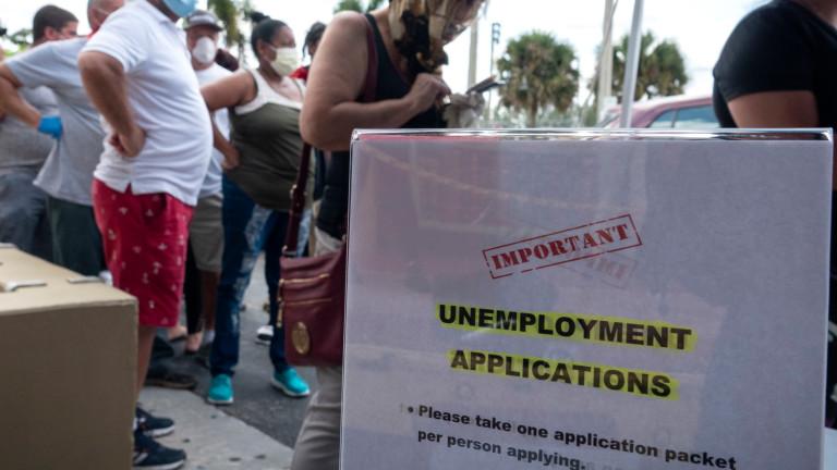 Безработицата в САЩ трябваше да бъде временна. Но не и за 4 милиона работници