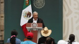 Хиляди протестираха в Мексико с искане за оставката на президента