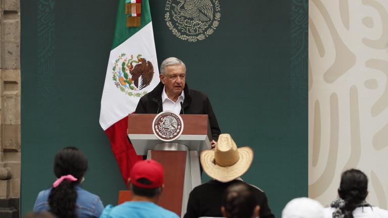 Мексиканските власти издадоха десетки заповеди за арест на полиция и