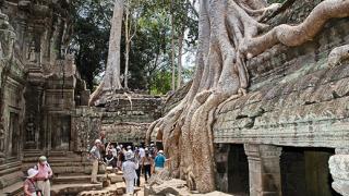 Ангкор - принцът и просякът