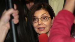 НС гласува кандидатурата на Кунева за министър на образованието