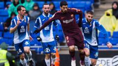 Барса с рекорд за най-добър старт в Ла Лига - 22 мача без загуба