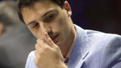 Чепаринов завърши с реми силния турнир в Рейкявик