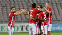 Каранга хвали Тиаго за прекрасния му гол срещу ФК Рига