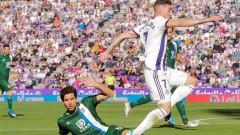 Валядолид надви Еспаньол с 2:1 в сблъсък от дъното на Ла Лига