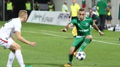 Неубедителен Лудогорец не победи Судува, но е в групите на Лига Европа