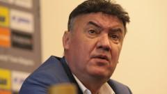 Михайлов: Не е нужно начело на федерацията да бъде футболист
