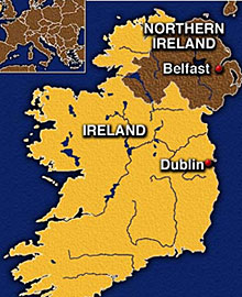 Предотвратиха мощен взрив в Северна Ирландия
