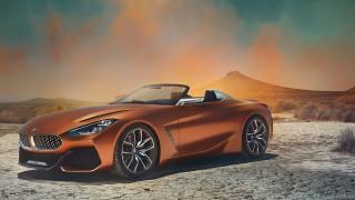BMW представи визията на трето поколение роудстър Z4