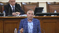БСП вика Пеевски и Гешев в парламента