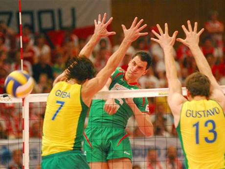 България победи световния и олимпийски шампион