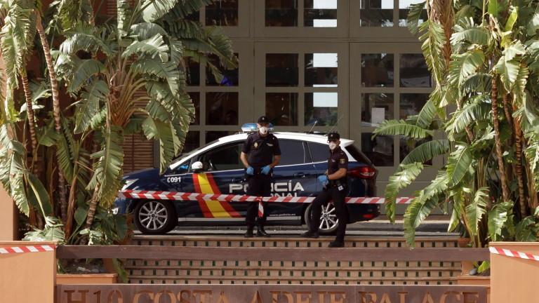 Българско семейство е сред блокираните в хотел в Тенерифе заради коронавируса