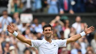 Новак Джокович е първият тенисист, който се класира за финалите на ATP