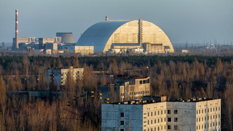 В Чернобилската АЕЦ отново са започнали ядрени реакции, предупредиха учени