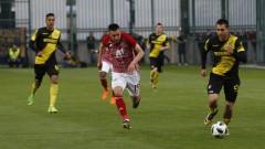 В ЦСКА почти безгрешни срещу Ботев (Пд) за Купата