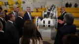 Купуваме най-евтиния газ с новите газопроводи, хвали се Борисов