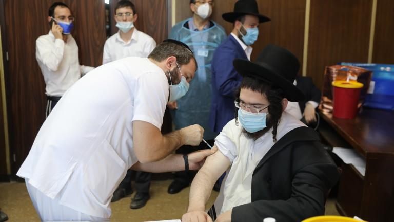 Израел закри всичките си COVID-отделения