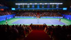 Програма за втория ден на ATP 250 в Стокхолм